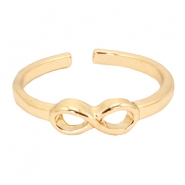 Musthave ringen infinity Goud