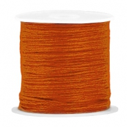 DIY Weefdraad Dark russet orange