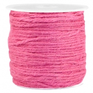 Trendy koord jute 2.0mm Roze