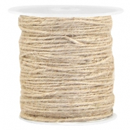 Trendy koord jute 2.0mm Beige