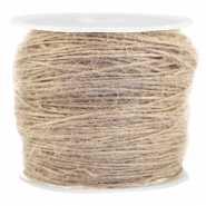 Trendy koord jute 1.0mm Beige