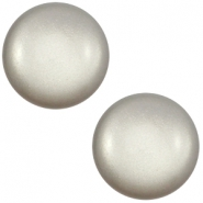 12 mm classic cabochon Super Polaris Ice grey