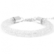 Crystal diamond armbanden 8mm Crystal