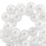 Glasparels 10mm White