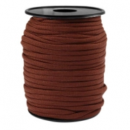 Trendy koord Paracord 4mm Chestnut brown