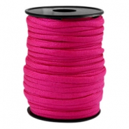 Trendy koord Paracord 4mm Fuchsia