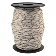 Trendy koord Paracord 4mm Beige-brown