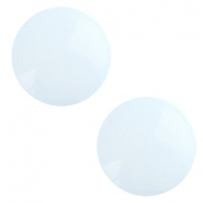 12 mm classic cabochon Polaris Elements Galastil Powder blue