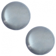 12 mm classic cabochon Polaris Elements soft tone shiny Rustic blue