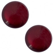20 mm classic cabochon Polaris Elements soft tone shiny Royale aubergine