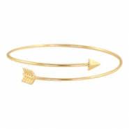 Armbanden arrow Goud