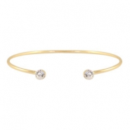 Armbanden diamonds Goud
