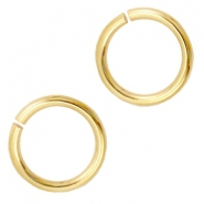DQ 10 mm buigring DQ Gold plated duurzame plating