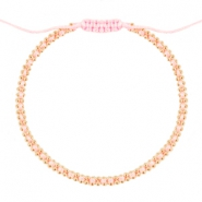 Minimalistische armbanden Light rose-gold