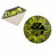 Swarovski Elements SS 24 puntsteen (5.2 mm) Olivine green