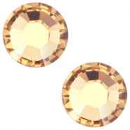 Swarovski Elements SS30 flat back (6.4mm) Light colorado topaz