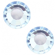 Swarovski Elements SS30 flat back (6.4mm) Light sapphire