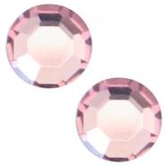 Swarovski Elements SS30 flat back (6.4mm) Light amethyst purple