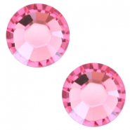 Swarovski Elements SS30 flat back (6.4mm) Rose