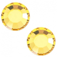 Swarovski Elements SS20 flat back (4.7mm) Light topaz yellow