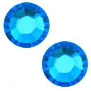 Swarovski Elements SS20 flat back (4.7mm) Capri blue