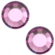Swarovski Elements SS20 flat back (4.7mm) Amethyst purple