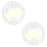 Swarovski Elements SS20 flat back (4.7mm) White opal