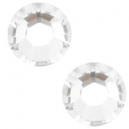 Swarovski Elements SS30 flat back (6.4mm) Crystal