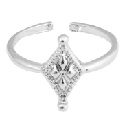 Musthave ringen deco Bohemian Silver