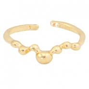Musthave ringen dots Gold