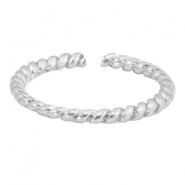 Musthave ringen twist Silver