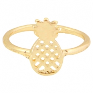Musthave ringen ananas Gold