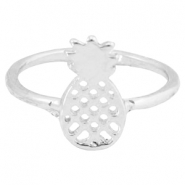 Musthave ringen ananas Silver