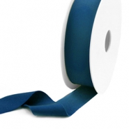 Elastisch lint Ibiza 25mm Teal blue