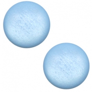 7 mm Classic cabochon Super Polaris matt River blue