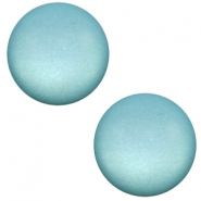 12 mm Classic cabochon Super Polaris matt Eton blue