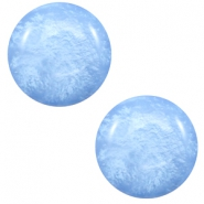 20 mm Classic cabochon Polaris Elements Mosso shiny River blue