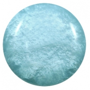 35 mm Classic cabochons Polaris Elements Mosso shiny Eton blue