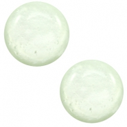 20 mm Classic cabochon Polaris Elements Mosso shiny Relaxing green