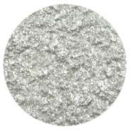 35 mm platte cabochons Polaris Elements Goldstein Pewter grey