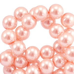 Top quality Glasparels 4mm Powder rose