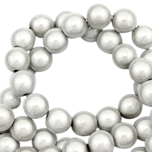 Miracle 3D kralen 4mm White