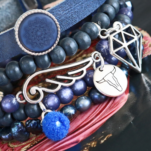 Inspiratie: Royal blue Jewelry ✩