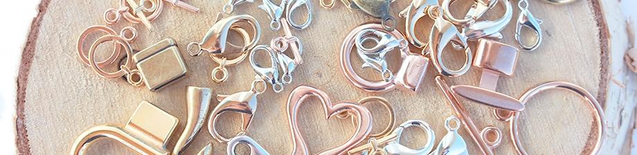 Sloten voor sieraden